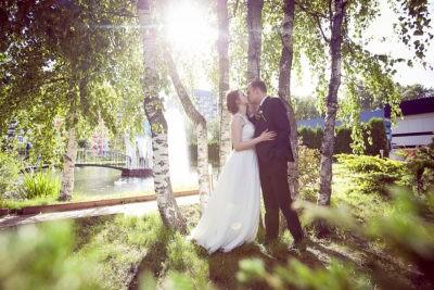 Коллаж свадебной тематики