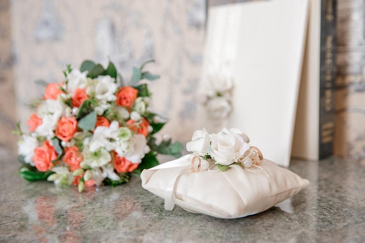 Фотосессия утро невесты