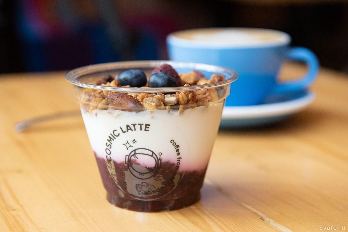 Здоровый завтрак - фуд фотосессия