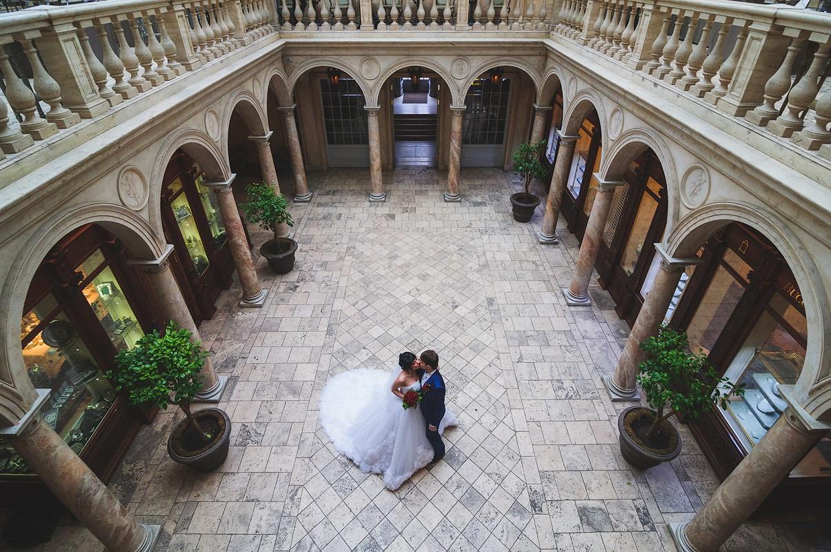 Первый свадебный танец молодоженов