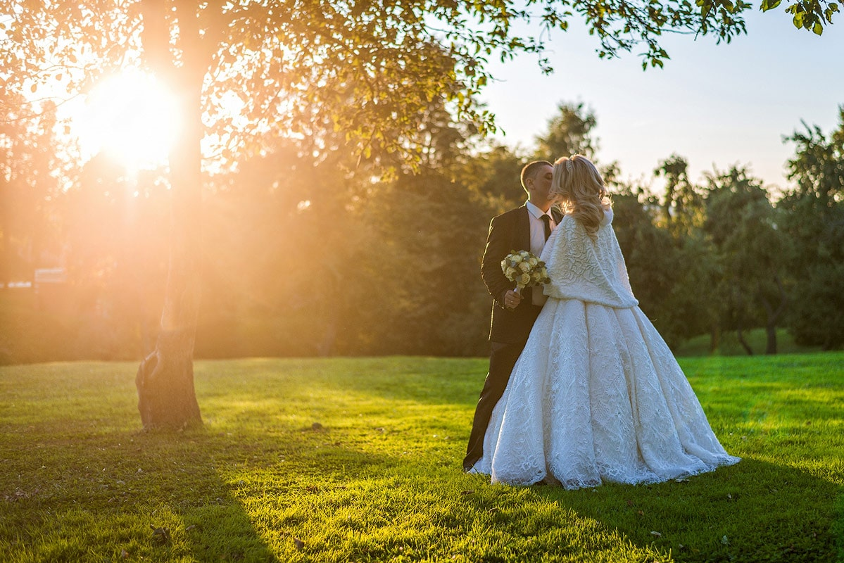Свадебная прогулка