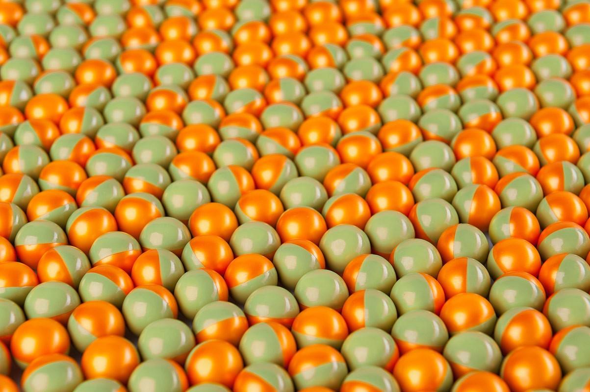 Пейнтбольные шарики