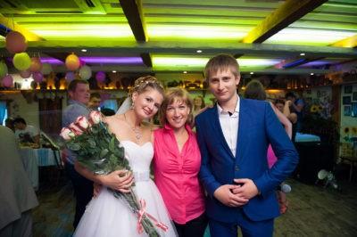 Ведущий на свадьбу, Тамада