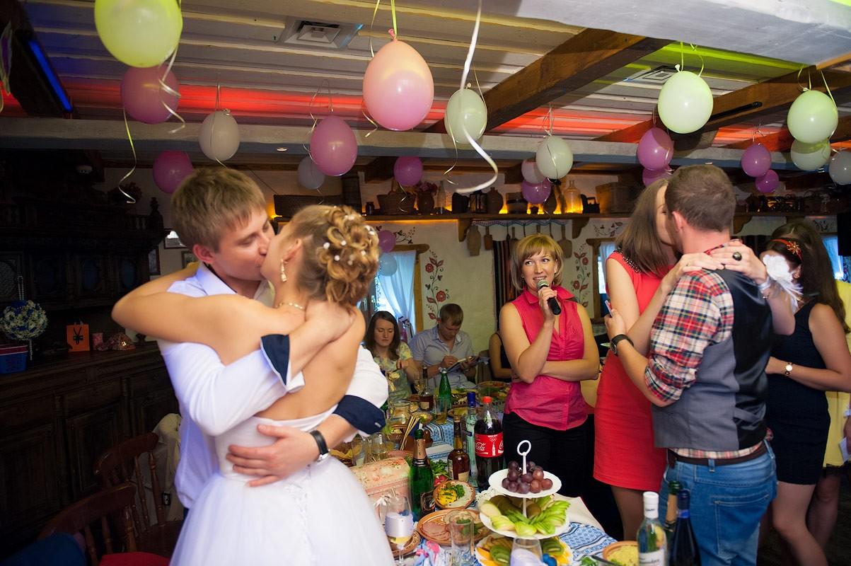 Горько жениху и невесте